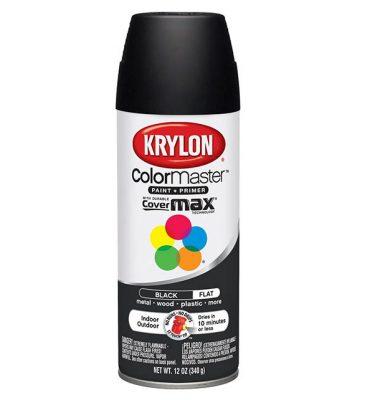 Krylon Black