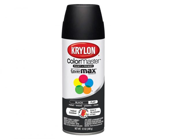 Krylon Black
