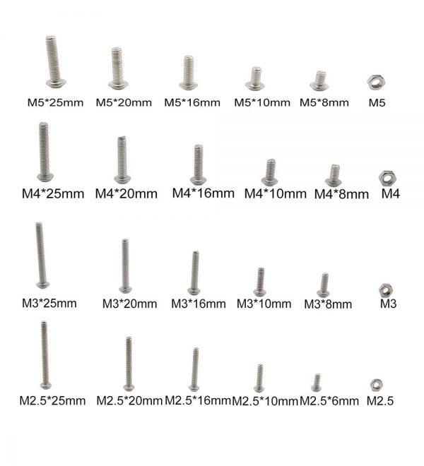 3d printing screws