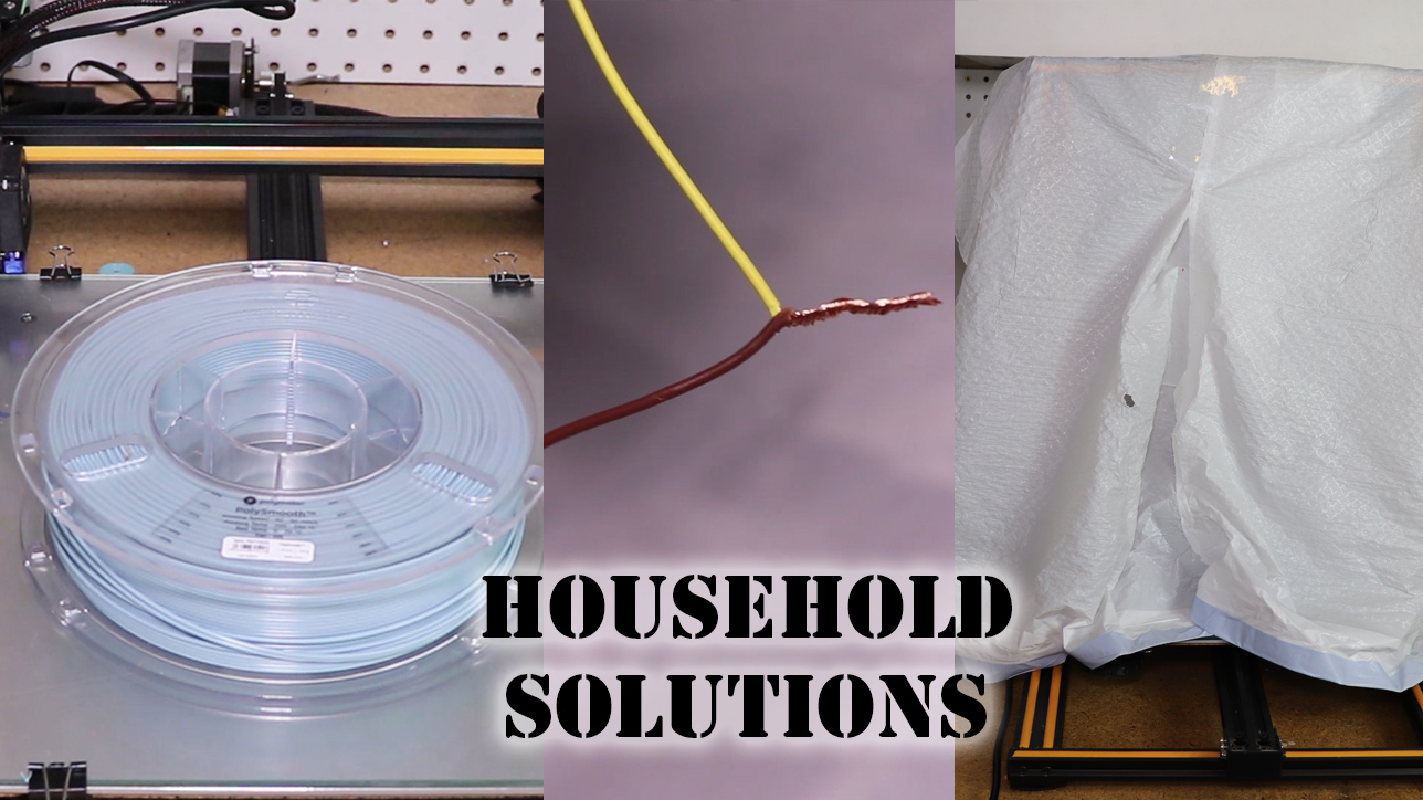 HomeMade 3D Printing Solutions