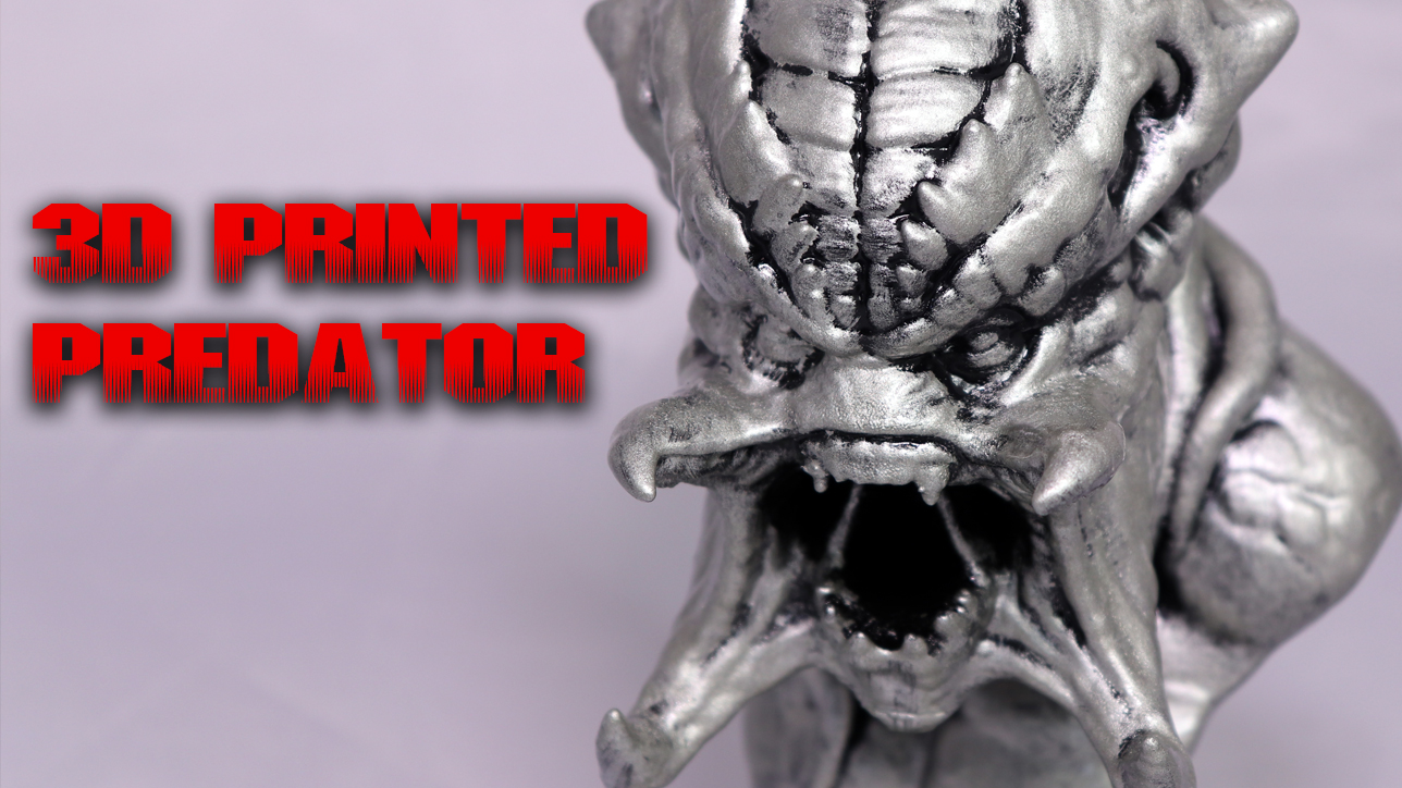 3d printed predator