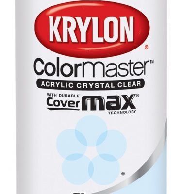 Krylon Clear Coat Gloss - 3D Print General