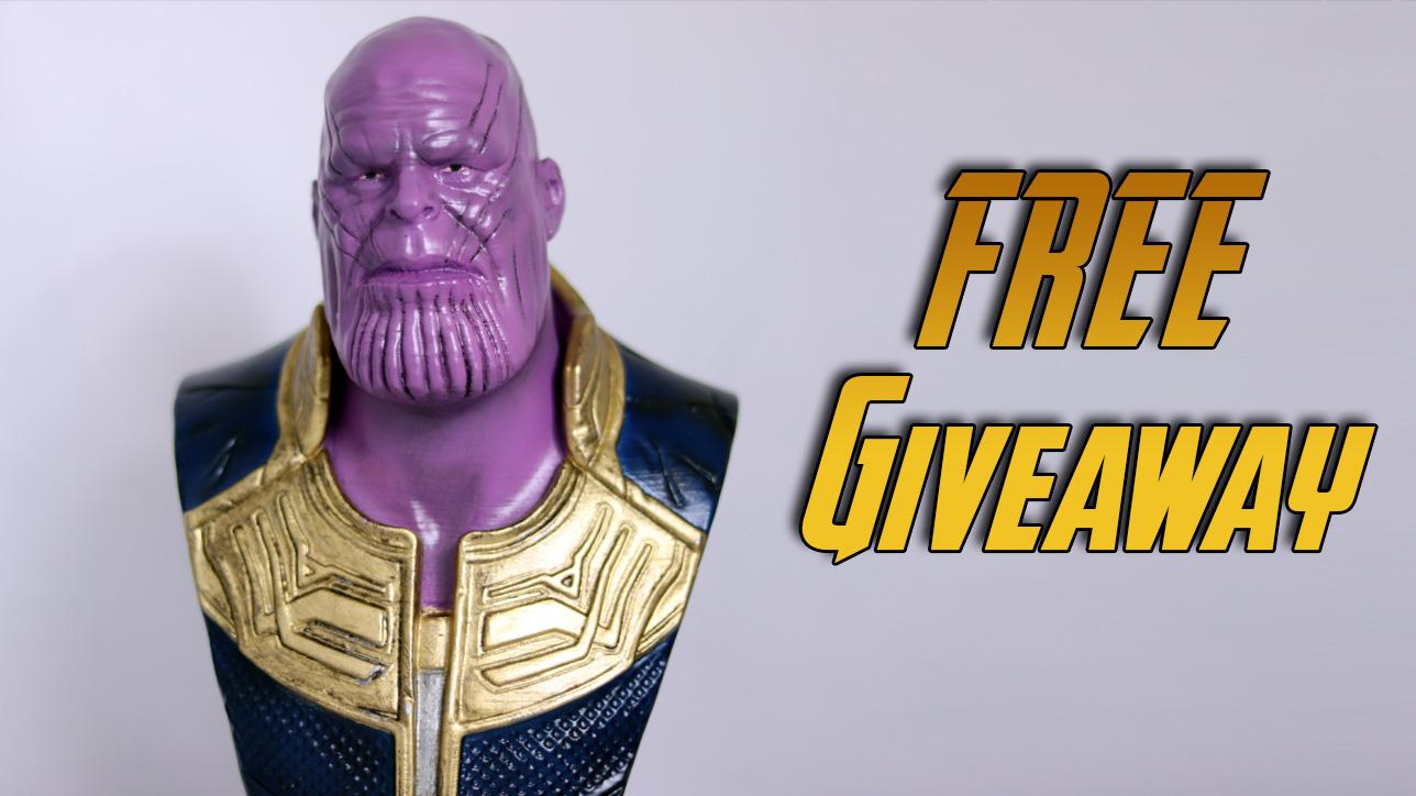 3D Thanos