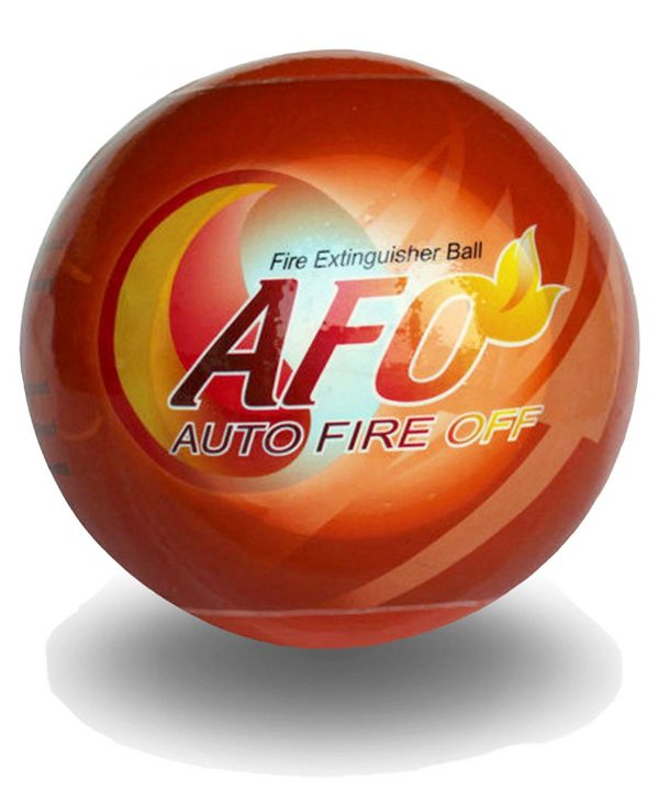 AFO Fire Extinguisher Ball 3D Printing