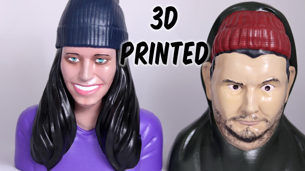 3D H3H3