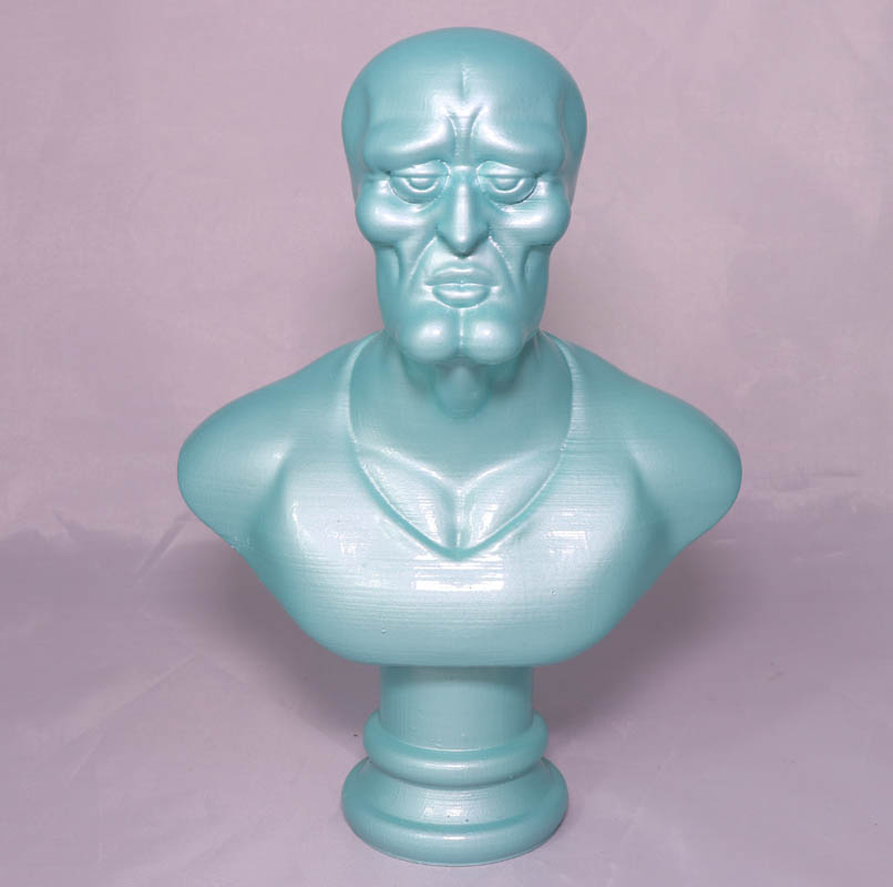Handsome Squidward 3D