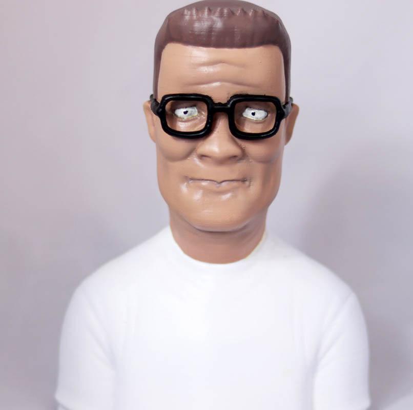 Hank Hill 3D