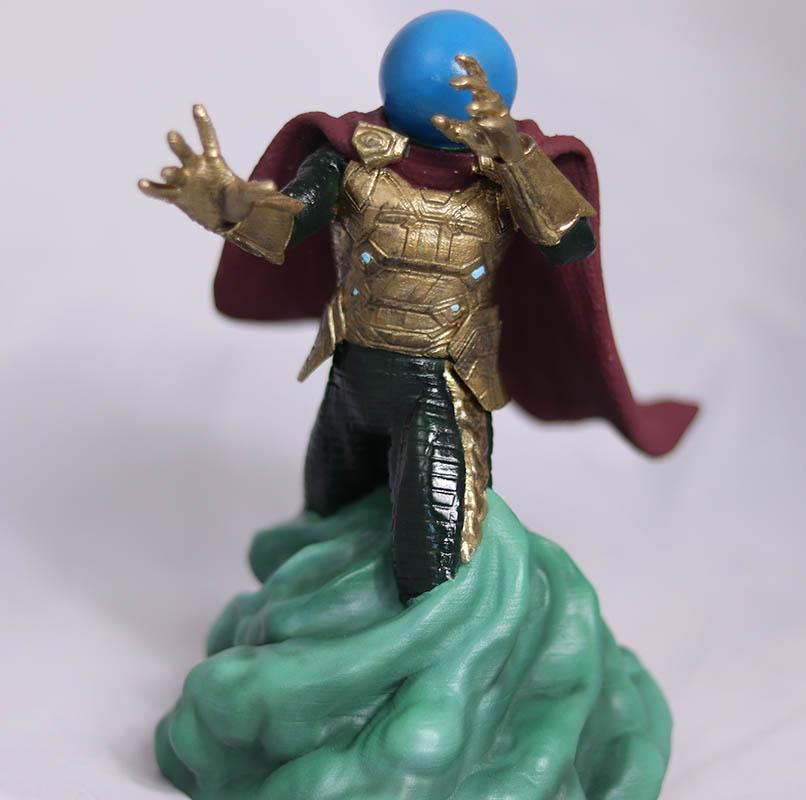 Mysterio 3d design