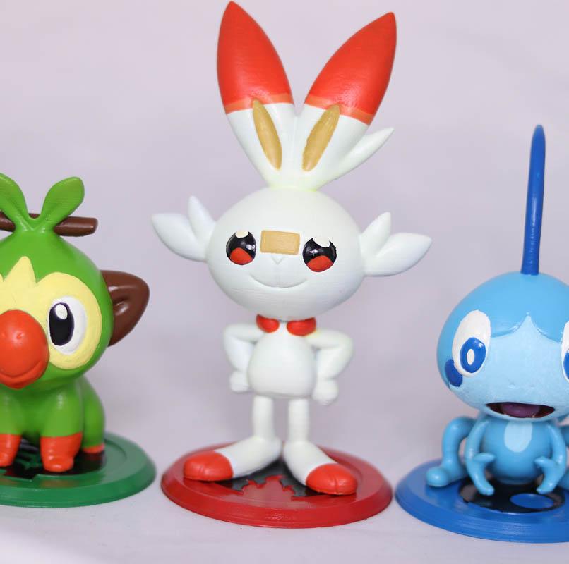 Pokemon 3D