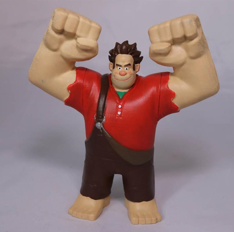 Wreck it Ralph 3D