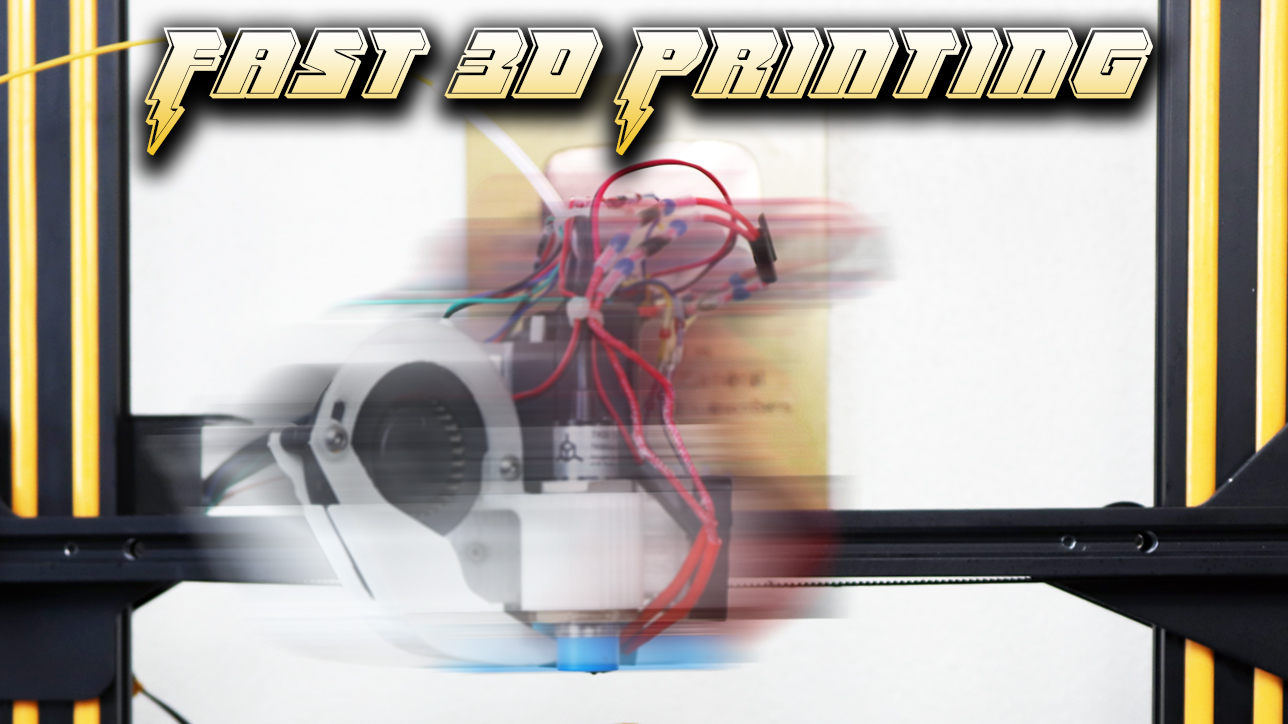 Fast 3D Printing
