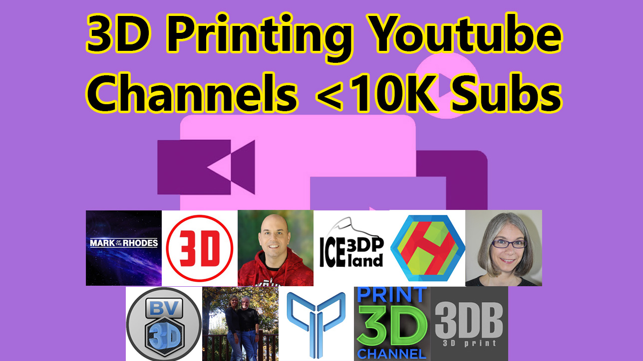 3d printing channels