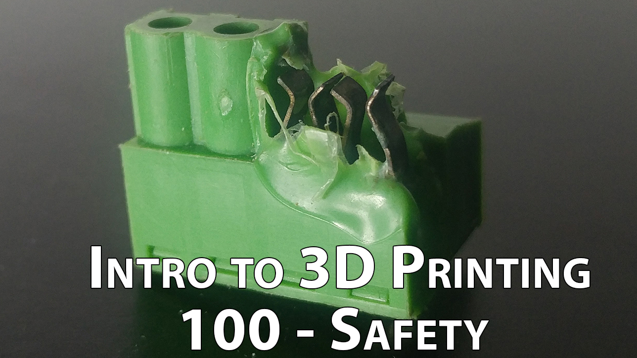 3d printing safety