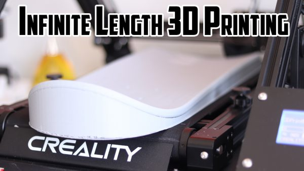 Creality Belt Printing