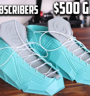 Polymaker Flexible Shoes polyflex